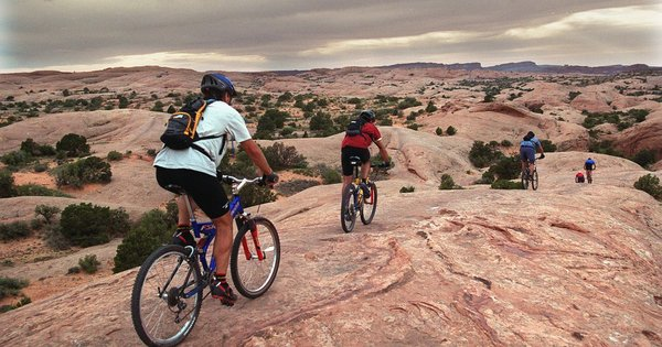 Feds propose oil and gas leasing on Moab's famed Slickrock bike trail