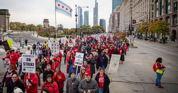 Chicago Teachers Union Inc.: How the clout-heavy labor group spends its money