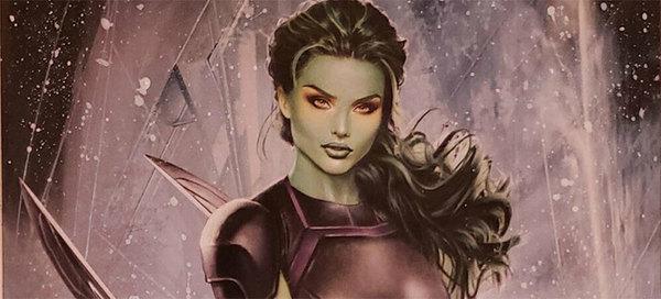 Natali Sanders - Guardians Original Cover Art