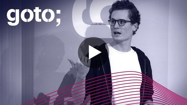 GOTO 2019 • Fast by Default: Near Instant Load Times at Scale with GatsbyJS • Nicolas Goutay