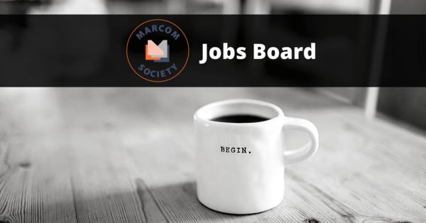 MarCom Society Jobs Board
