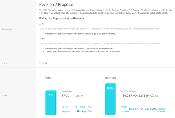 Revision 7 Proposal on ICON Tracker