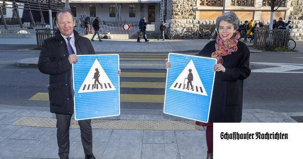 Frauen auf Verkehrsschildern: Heftige Kritik nach SP-Vorstoss