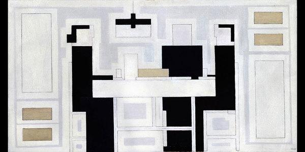 """""""Het Ontbijt"""" van Hendrik Valk (1921)"""