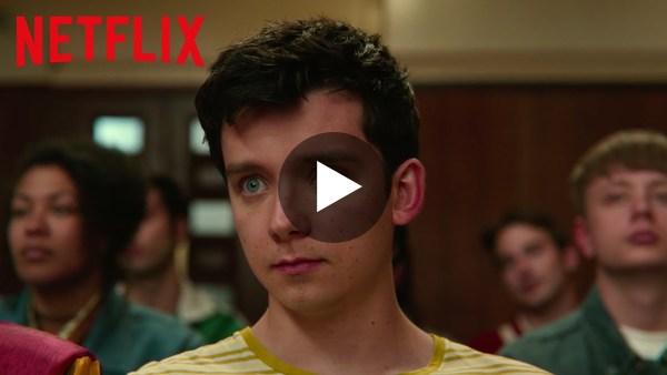 Sex Education: Staffel 2   Offizieller Trailer   Netflix