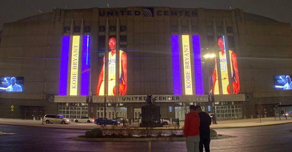 Lakers legend Kobe Bryant's death stuns the entire sports world