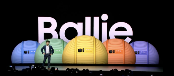 Samsung's VP of research on making Ballie mobile, personable, and nonthreatening