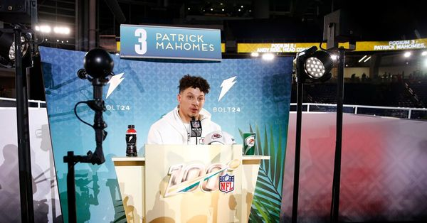 Look away, Bears fans: It's the Patrick Mahomes Super Bowl