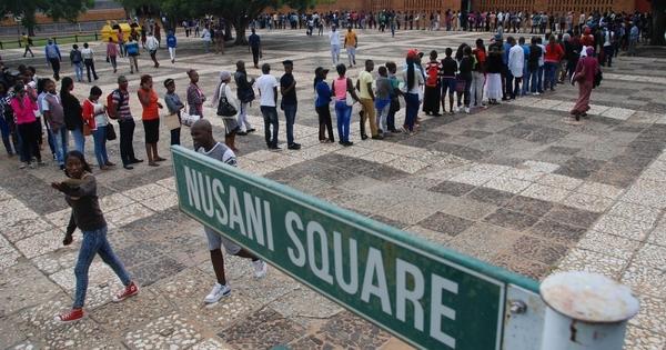 SA Union of Students calls for national shutdown | eNCA