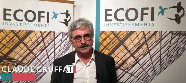 Claude Gruffat a passé 15 ans à la tête de la gouvernance de l'enseigne Biocoop
