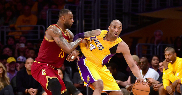 TELANDER: Kobe Bryant left a legacy for LeBron James to continue