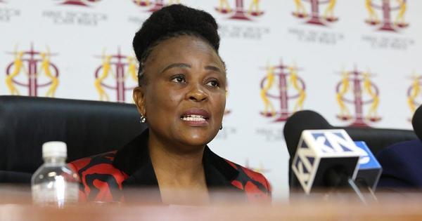 Mkhwebane fights back   eNCA
