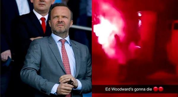 Ogromna frustracja kibiców Manchesteru United - zaatakowali oni dom dyrektora klubu