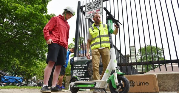 Electric scooters to return this summer after 4-month test that provided 821,615 trips