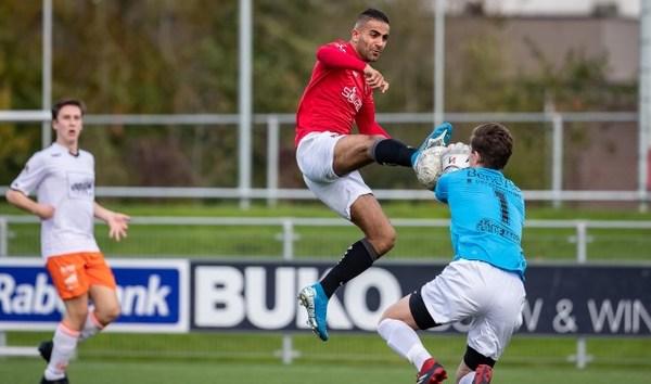 Mohammed Nikbakht verlaat Nivo Sparta na drie seizoenen