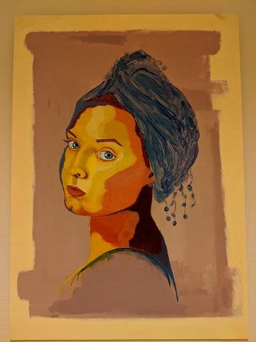 A modern Vermeer?