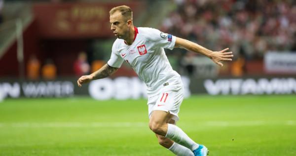 Kamil Grosicki w West Bromwich - Polacy za granicą