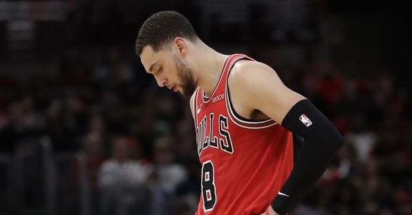 Losses keep coming for the Bulls as Zach LaVine misses out on NBA All-Star Game