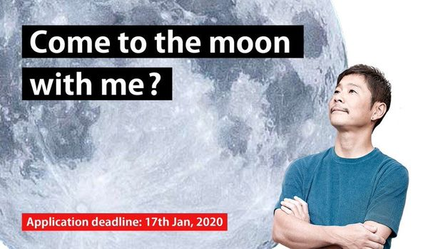 Japanese billionaire calls off girlfriend contest for moon trip on SpaceX Starship