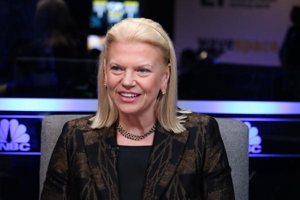 IBM CEO Ginni Rometty is stepping down, Arvind Krishna to take over