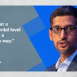 This is the biggest risk we face with AI, by Google CEO Sundar Pichai | World Economic Forum