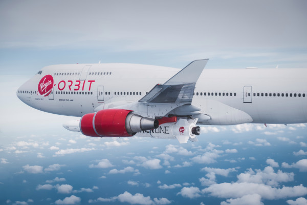 Virgin Orbit teams with ISI on rapid response satellite launch services for intelligence customers