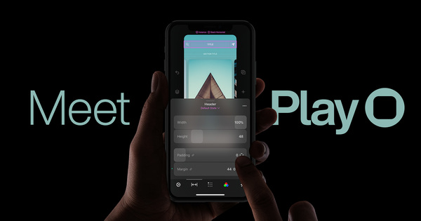 Play: The new tool for creating better mobile apps.