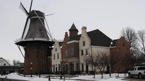 De windmolen van Pella (foto: Arjen van der Horst)