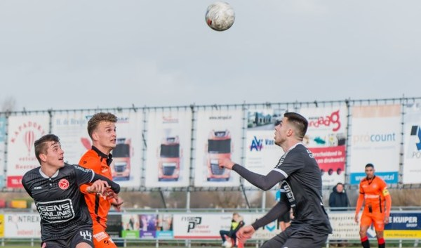 SteDoCo neemt revanche op Jong Almere City FC