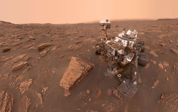 Voici comment 7 ans sur Mars ont changé le rover Curiosity