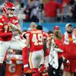 Chiefs hit rock bottom, the bounce back to stun 49ers