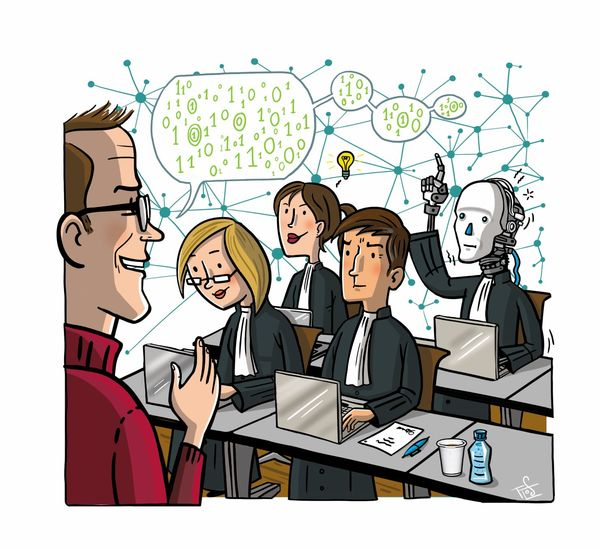 Legal tech savvy: hoe word je het? - Het Advocatenblad (Dutch)