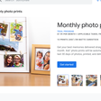 Trying Google Photos automatic monthly photo prints