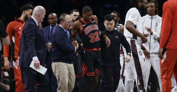 As the NBA trade deadline approaches, Bulls face more bad news