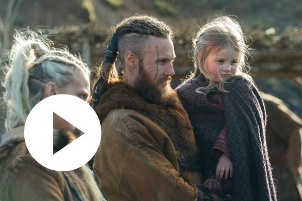 'Vikingos: el podcast oficial' Recap 6x08 — 'El Valhala puede esperar'