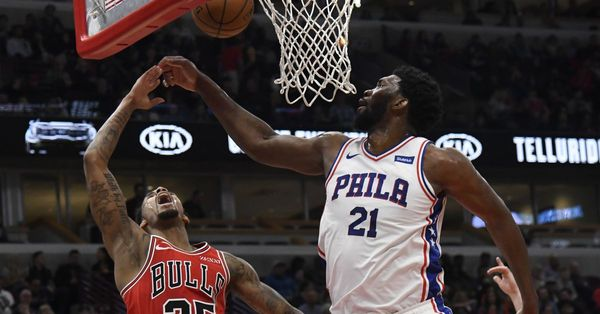 Bulls should make a run at Joel Embiid rather than business as usual
