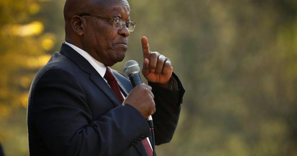 'Hands off Jacob Zuma', says son | eNCA