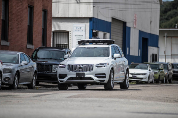 Uber issued permit to test self-driving vehicles on California public roads