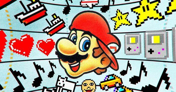 Deze muzikanten componeren in Mario Paint
