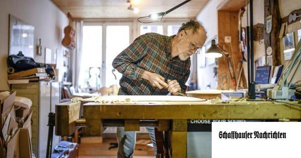 «Geigenbau ist ein Kunsthandwerk»