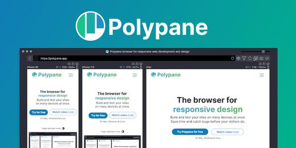 Polypane - A better Sizzy alternative