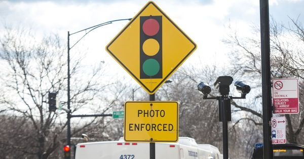 Will lawmakers finally put the brakes on red-light cameras?