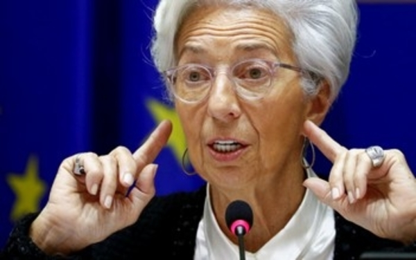 ECB-president Christine Lagarde