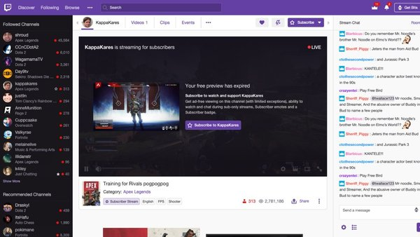 Amazon Is Reportedly Planning to Offer Twitch's Streaming Tech to Businesses
