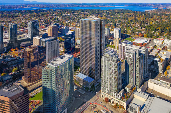Amazon to bring 15,000 employees to Bellevue as rapid expansion in Seattle-area city continues