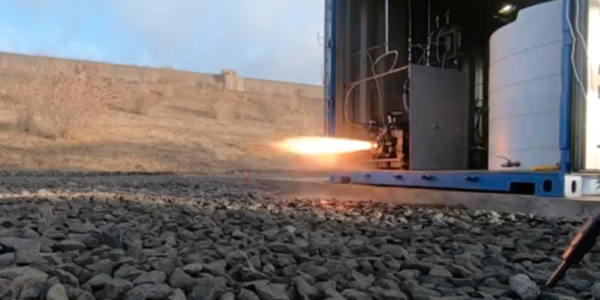 Skyrora Holds Successful Ground Tests Of Its Eco-Fueled Rocket Engine