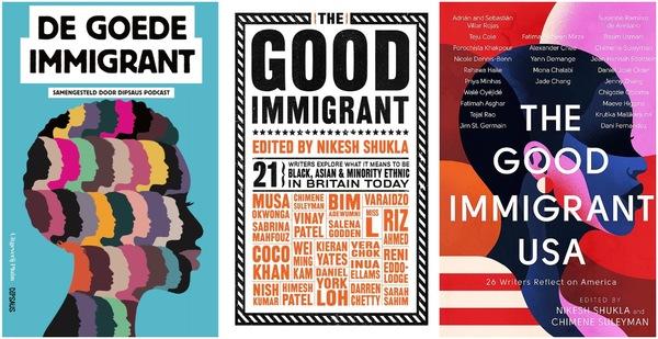 #SneakPeek: NLse editie van De Goede Immigrant is in de maak!