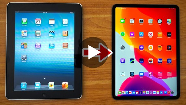 Using the Original iPad 10 Years Later!
