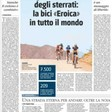 """Eroica e Uci: nasce il """"mondiale"""" degli sterrati"""