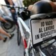 Al lavoro in bici, il Politecnico in fuga